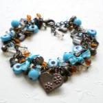 Evil Eye Bracelet - Charm Bracelet